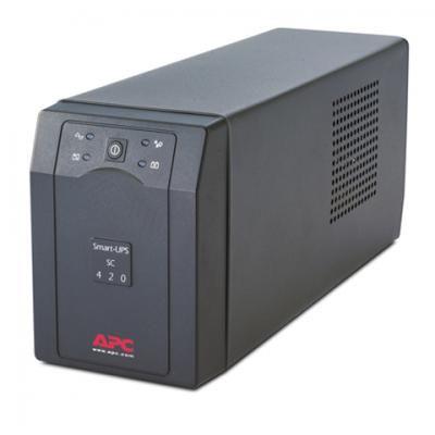 ��� APC Smart-UPS SC 420VA 230V SC420I