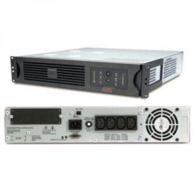 ИБП APC Smart-UPS 750VA USB rm 2U 230V SUA750RMI2U