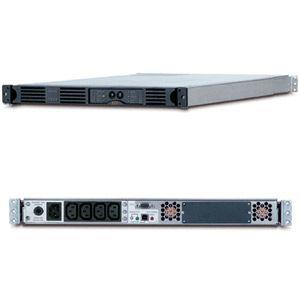 ��� APC Black Smart-ups 1000VA/640W USB & Serial RM 1U 230V SUA1000RMI1U