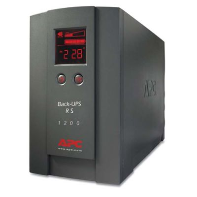 ИБП APC Back-UPS rs 1200VA lcd 230V BR1200LCDI