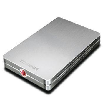 """������� ������� ���� Toshiba StorE Alu 2.5"""" 640GB USB 2.0 PX1665E-1HF4"""