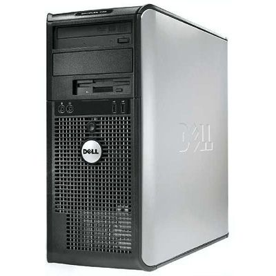 Настольный компьютер Dell OptiPlex 380 MT E5300 OP380-66046-01