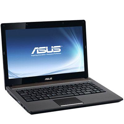 Ноутбук ASUS N82JV i5-450M Windows 7 90NYXA614W1751RD13AY