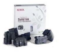 Расходный материал Xerox Phaser 8860/8860MFP Чернила твердые черные 6х2.33К 108R00820