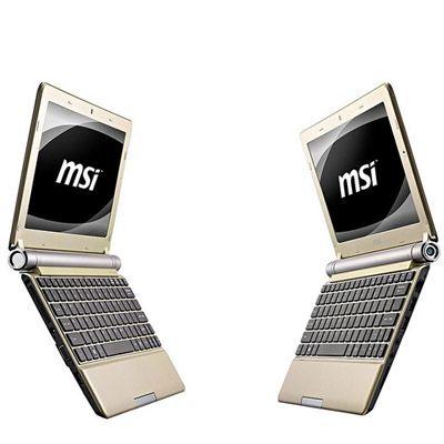 ������� MSI Wind U160-299 Gold