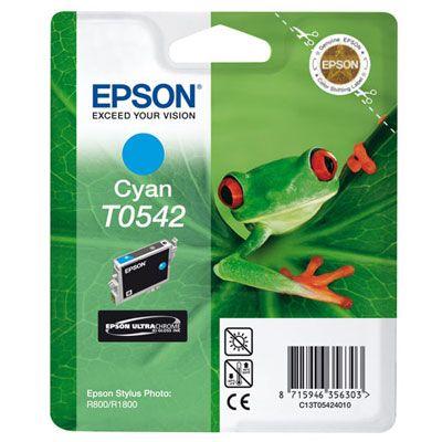 ��������� �������� Epson �������� (C13T05424010) epson ��� Stylus Photo R800/R1800 (cyan) C13T05424010