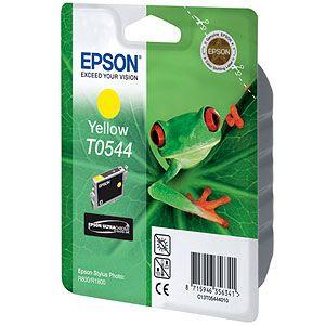 ��������� �������� Epson �������� (C13T05444010) epson ��� Stylus Photo R800/R1800 (yellow) C13T05444010