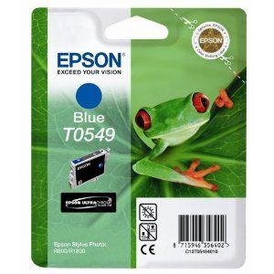 ��������� �������� Epson �������� (C13T05494010) epson ��� Stylus Photo R800/R1800 (blue) C13T05494010