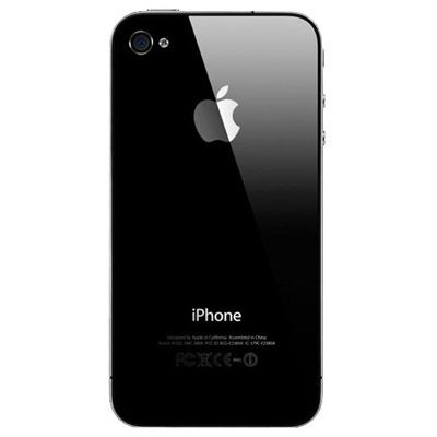 Смартфон, Apple iPhone 4 16Gb (черный)