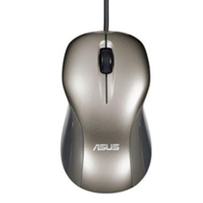 Мышь проводная ASUS UT201 Optical USB Gray 90-XB1B00MU00000-