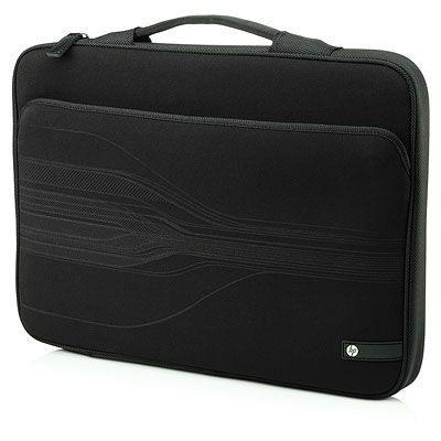 """����� HP Black Stream Notebook Sleeve 14"""" WU676AA"""