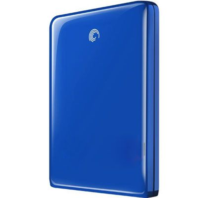 Внешний жесткий диск Seagate FreeAgent GoFlex 500Gb USB 2.0 Blue STAA500202