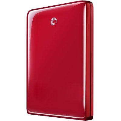 Внешний жесткий диск Seagate FreeAgent GoFlex 500Gb USB 2.0 Red STAA500203