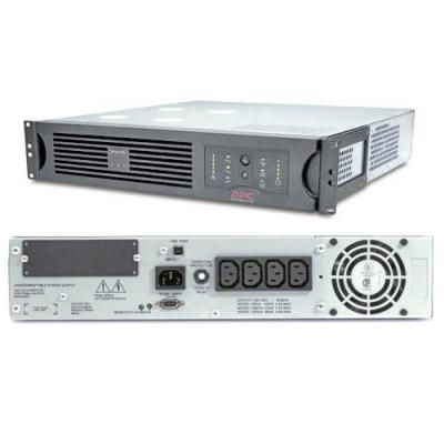 ИБП APC Smart-UPS 150va RMI2U USB & Serial RM 2U 230V SUA1500RMI2U