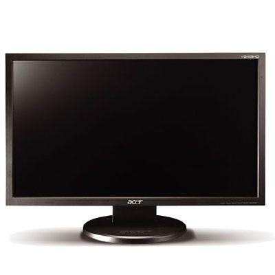 Монитор Acer V243HAObd ET.FV3HE.A21