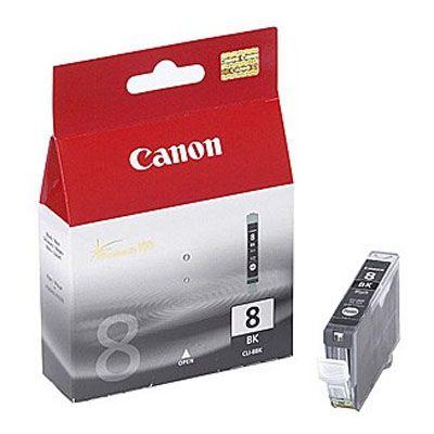 Картридж Canon CLI-8BK IJ EMB Black/Черный (0620B024)