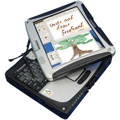 Ноутбук Panasonic Toughbook CF-19 CF-19FHGAFN9