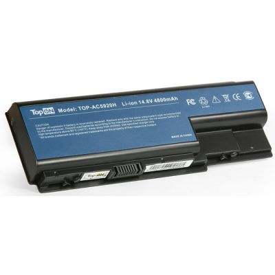 Аккумулятор TopON для Acer Aspire Series 4400mAh TOP-AC5920H