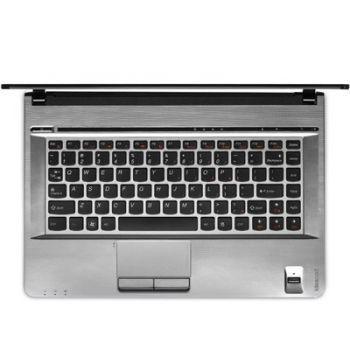 Ноутбук Lenovo IdeaPad U460A-i353G500Bwi 59046301 (59-046301)
