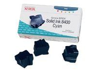 Чернила Xerox CQ9203 Cyan/Голубой (108R00837)