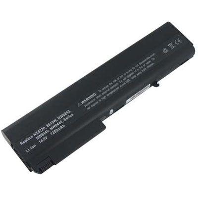 Аккумулятор TopON для HP Compaq nx8220 nc8230 nx8420 nc8430 8510p nx9420 Series 6600mAh TOP-NX8200H / HSTNN-DB11