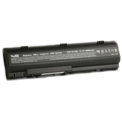 Аккумулятор TopON для Dell Inspiron B120 B130 1300, Latitude 120L Series 4800mAh TOP-D1300
