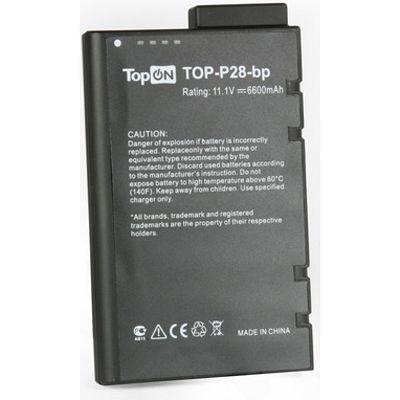 Аккумулятор TopON для Samsung P26, P27, Р28, V20, V25, V30, T10 Series 6600mAh TOP-P28