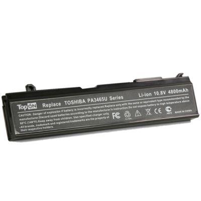 ����������� TopON ��� Toshiba Satellite A, M, Dynabook ax tw Series 4800mAh TOP-PA3465 / PABAS069
