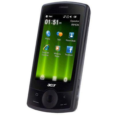 Смартфон, Acer beTouch E101 Black XP.H450N.002