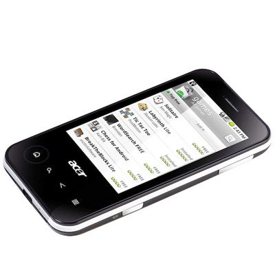 Смартфон, Acer beTouch E400 XP.H4B0Q.005