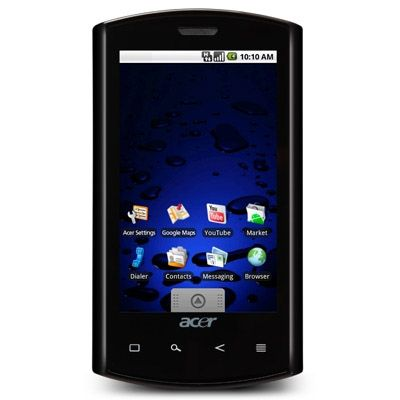 Смартфон, Acer Liquid S100 Black XP.H480Q.061