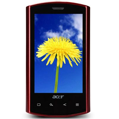 Смартфон, Acer Liquid S100 Dark Red XP.H480Q.062