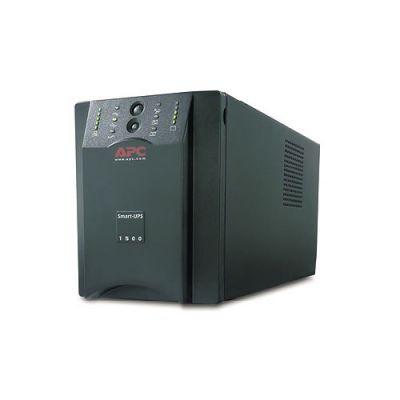 ИБП APC Smart-UPS 1500 USB & Serial 230V SUA1500I