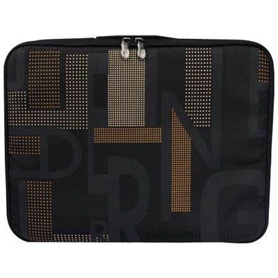 "Сумка G-CUBE laptop sleeve (Geometric Black) 15.4"" GNJD-815B"