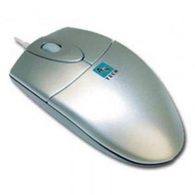 Мышь проводная A4Tech 3D Optical Mouse Silver OP-720