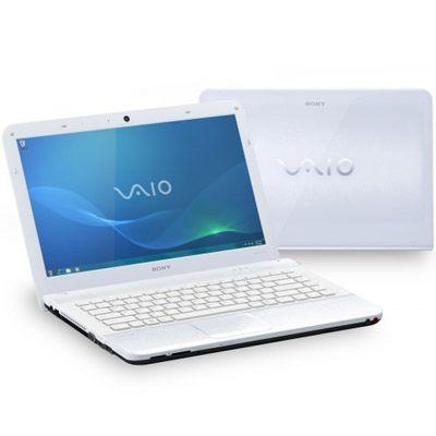Ноутбук Sony VAIO VPC-EA3S1R/W