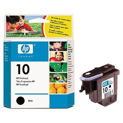 Расходный материал HP 10 Black Printhead C4800A