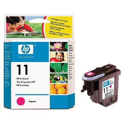 HP Печатающая головка 11 Magenta/Пурпурный (C4812A)