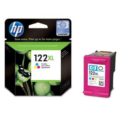 �������� HP 122XL Cyan / Magenta / Yellow - ���������� - ������� / ��������� / ������ (CH564HE)