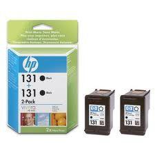 Картридж HP 131 Black/Черный двойной (CB331HE)