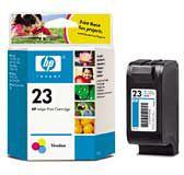 ��������� �������� HP HP 23 Large Tri-colour Inkjet Print Cartridge C1823DE