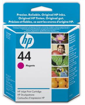 ��������� �������� HP HP 44 Magenta Inkjet Print Cartridge 51644ME
