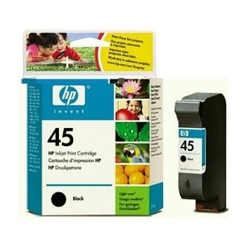 Картридж HP 45 Black/Черный (51645AE)
