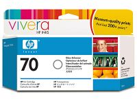 ��������� �������� HP HP 70 130-ml Gloss Enhancer Ink Cartridge C9459A