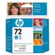 ��������� �������� HP HP 72 69-ml Cyan Ink Cartridge C9398A