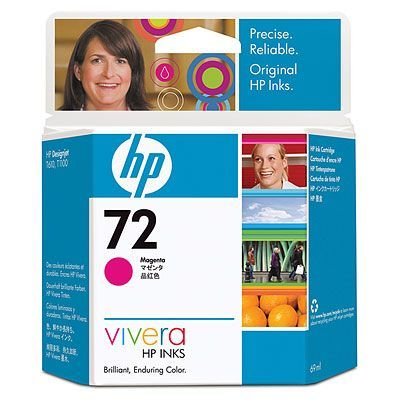 Картридж HP 72 Magenta/Пурпурный (C9399A)