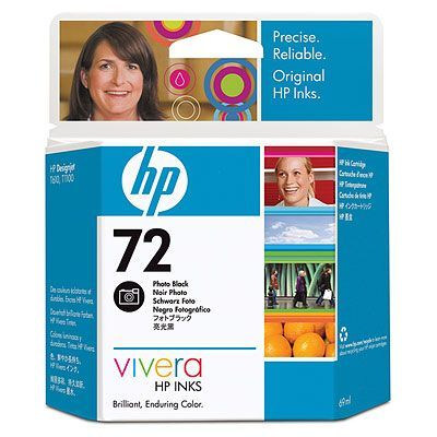 ��������� �������� HP HP 72 69-ml Photo Black Ink Cartridge C9397A