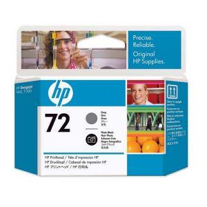 HP Печатающая головка 72 Gray/Black-Серый/Черный (C9380A)
