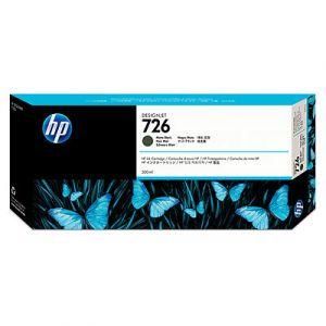 Картридж HP 726 Matte Black/Матовый Черный (CH575A)