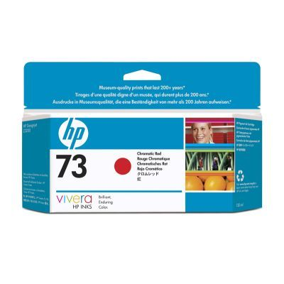 Картридж HP 73 Chromatic Red/Красный (CD951A)